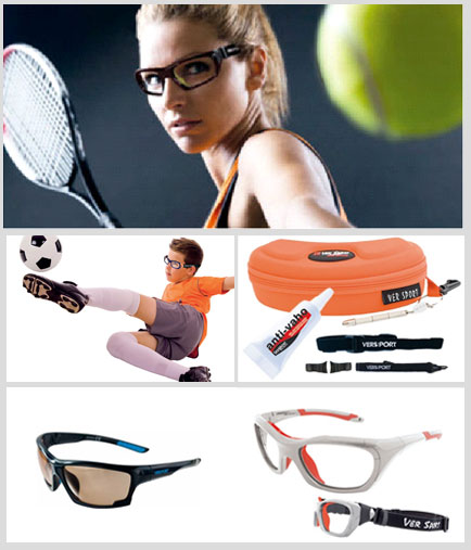 2c05990cd4a Images of different styles of protective ver sports spectacles